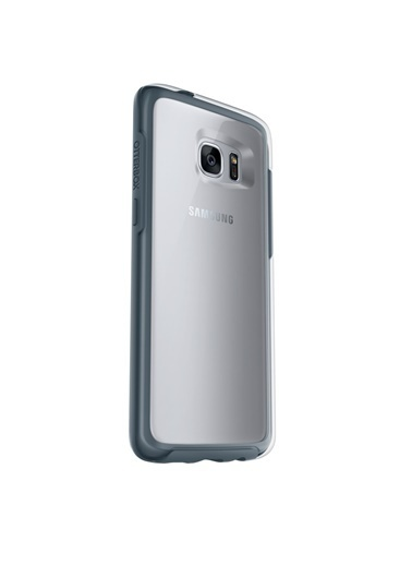 OtterBox Symmetry Clear Galaxy S7 Edge Kılıf Tempest Blue Crystal Yeşil